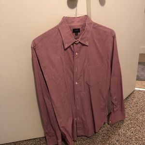 J. Crew button down men's brand new.